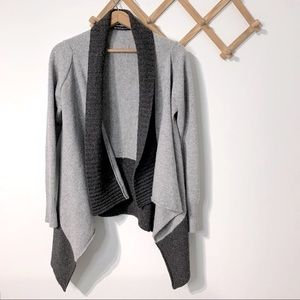 Berenice Wool and Cashmere Blend Cardigan